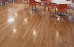 GL Floors win Johnstone Town Hall Project
