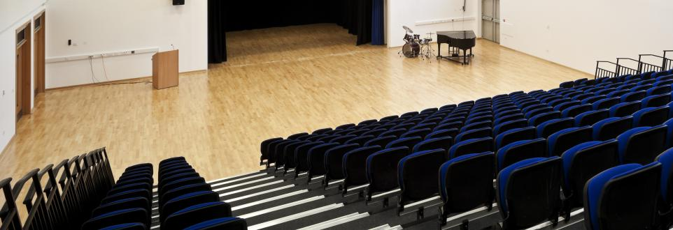 Drama Theatre - Auchmuty High School